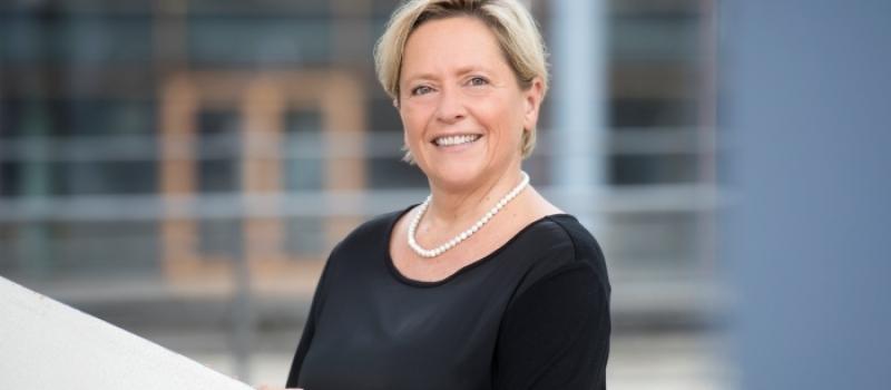 Dr. Susanne Eisenmann Portrait